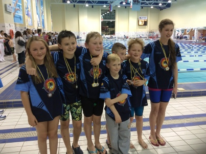 school swimming gala