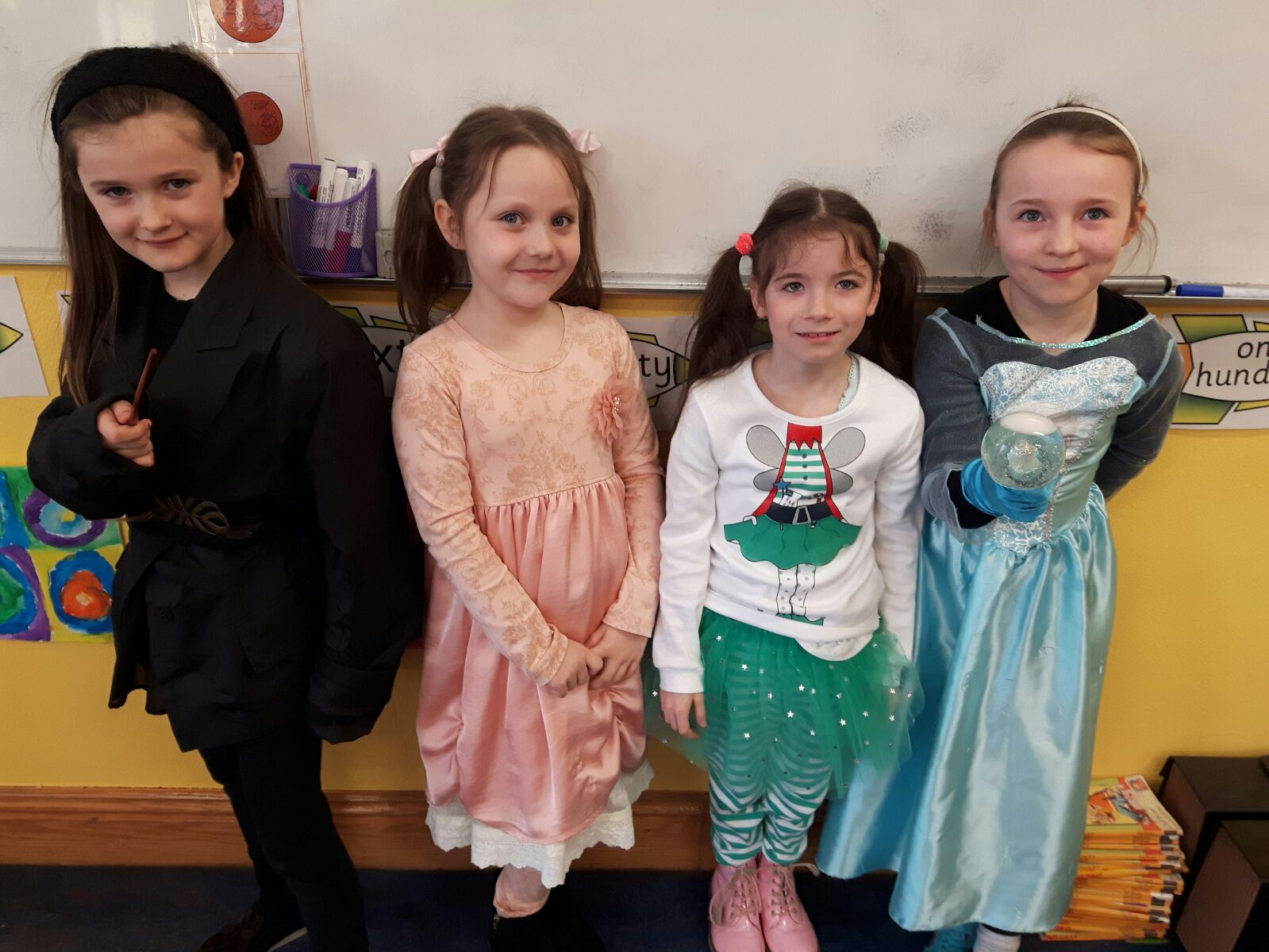 Book character dress up day rathpeacon national school photos solutioingenieria Images
